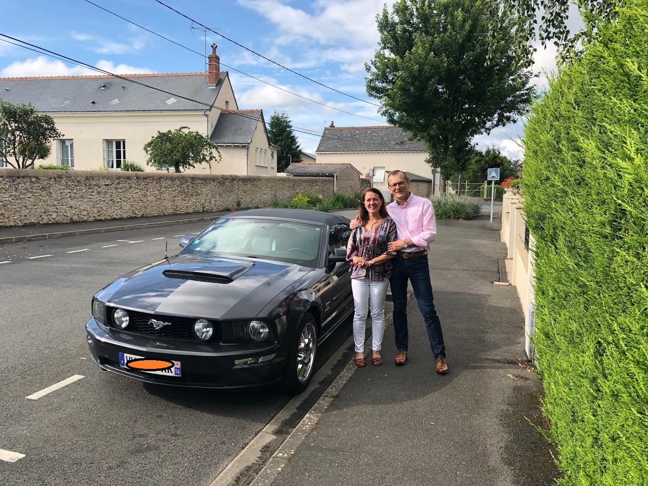 Claude et Madame ! (Région Val de Loire)